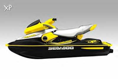 Seadoo XP 951 Limited - Small Talk - Jetboot de
